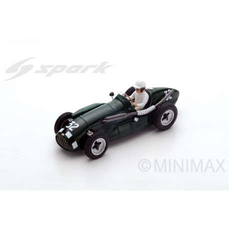 SPARK S4808 CONNAUGHT A N°35 GP Italie 1952- Stirling Moss
