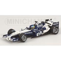 MINICHAMPS 400050008 WILLIAM BMW FW27 GP 2005 Nick Heidfeld