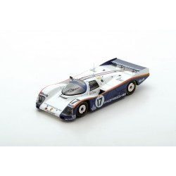 SPARK 43LM87 PORSCHE 962 C N°17 VAINQUEUR 24H Le Mans 1987