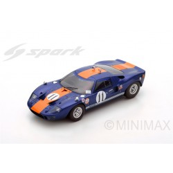 SPARK 18S294 FORD GT 40 N°11 24H Daytona 1967- J. Ickx - D. Thompson
