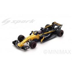 SPARK Y054 RENAULT R.S.17 Renault Sport F1 Team N°27 GP Bahrain 2017 Nico Hülkenberg