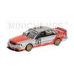 MINICHAMPS 400921402 AUDI V8 DTM 1992 No2 JELINSKI 1.43