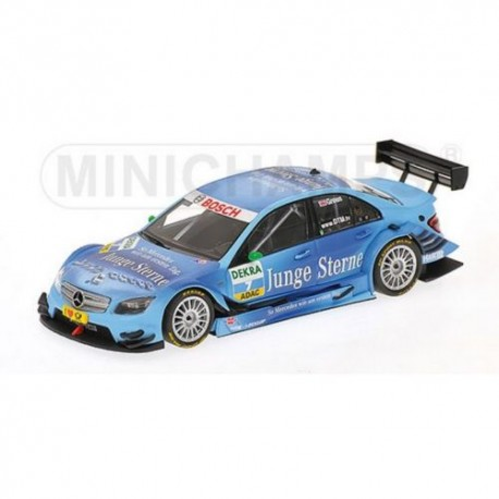 MINICHAMPS 400093807 MERCEDES C-CLASS DTM 2009 No7 GREEN 1.43