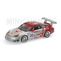 MINICHAMPS 400056480 PORSCHE 911 GT3 RSR LM2005 No80 1.43
