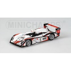 MINICHAMPS 400041305 AUDI R8 N 5 ARA / CAPELLO / CHRISTENSEN 1.43