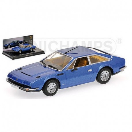 MINICHAMPS 436103400 LAMBORGHINI JARAMA 400 GT 2+2 1974 1.43