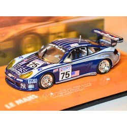 MINICHAMPS 403026975 PORSCHE GT3 RS LM02 No75 1.43