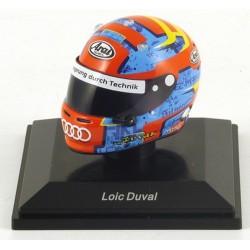 SPARK HLM011 CASQUE Loic Duval - Le Mans Winner 2013 (1/8)