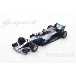 SPARK S6052 MERCEDES-AMG Petronas Motorsport N°44 2018-Mercedes F1 W09 EQ Power+-L. Hamilton