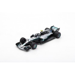 SPARK S6053 MERCEDES-AMG Petronas Motorsport N°77 2018- Mercedes F1 W09 EQ Power+- V. Bottas
