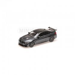 BMW M4 GTS GRISE