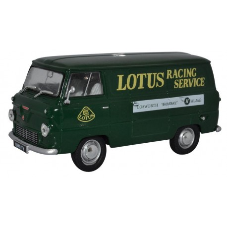 OXFORD OXFORDFDE017 FORD 400E LOTUS RACING SERVICE