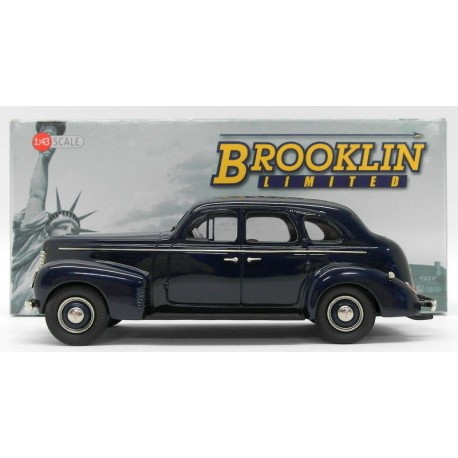 BROOKLYN BML18 NASH AMBASSADOR 1939