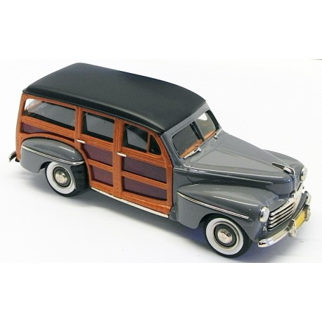 BROOKLYN BML23 FORD V8 STATION WAGON 1948