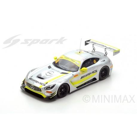 SPARK 18MC17 MERCEDES-AMG GT3 No.48 - Mercedes-AMG Team Driving Academy