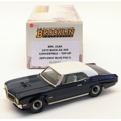 BROOKLIN BRK218A BUICK GS 455 1970