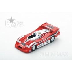 BIZARRE B1054 Porsche 917/30 221.160mph No.6 World's Closed Course Speed Record Car 1975-Mark Donohue