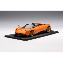 TOP SPEED TS0171 PAGANI Huayara Roadster Arancio Saint Tropez