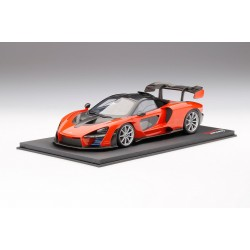 TOP SPEED TS0246 MCLAREN SENNA MIRA ORANGE