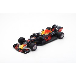 SPARK 18S351  RED BULL Racing-TAG Heuer N°3 Vainqueur GP Monaco 2018 Red Bull Racing 250ème Course Daniel Ricciardo