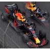 SPARK S6064 RED BULL Racing-TAG Heuer N°3 Vainqueur GP Monaco 2018 Red Bull Racing 250ème Course Daniel Ricciardo