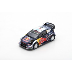SPARK S5967 FORD Fiesta WRC N°3 3ème Rallye Portugal 2018 T. Suninen - M. Markkula