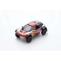 SPARK S5621 PEUGEOT 3008 DKR Maxi N°308 - Team Peugeot Total - Dakar 2018 Despres - Castera