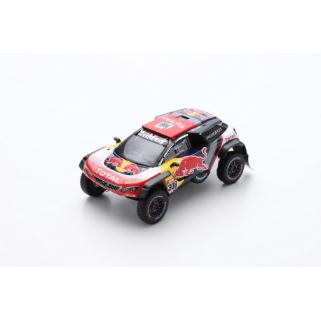 SPARK S5621 PEUGEOT 3008 DKR Maxi N°308 - Team Peugeot Total - Dakar 2018 C. Despres - D. Castera