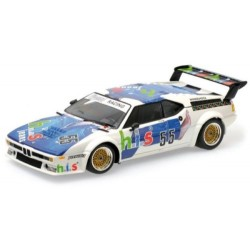 MINICHAMPS 180802955 BMW M1 PROCAR SERIES 1980 No55