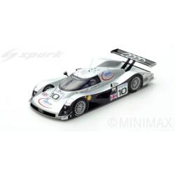 SPARK 18S340 AUDI R8C N°10 Audi Sport UK 24H Le Mans 1999 A.Wallace - J.Weaver - P.McCarthy
