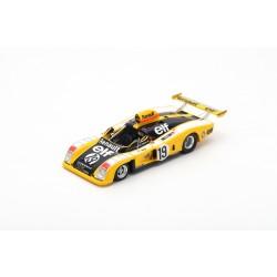 SPARK S1551 ALPINE Renault A442 N°19 24H Le Mans 1976 J.-P. Jabouille - P. Tambay - J. Dolhem