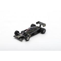 SPARK S5358 LOTUS 87 N°12 GP US GP 1981 Nigel Mansell