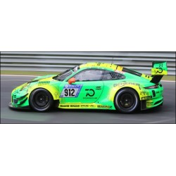SPARK SG400 PORSCHE 911 GT3 R N°912 1er 24H Nürburgring 2018 Lietz-Pilet-Makowiecki-Tandy