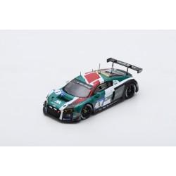SPARK SG405 AUDI R8 LMS N°1 6ème - 24H Nürburgring 2018 - C. Mies- S. van der Lind - R. Rast