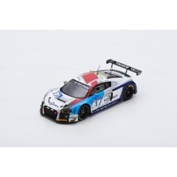 SPARK SG406 AUDI R8 LMS N°3 7ème 24H Nürburgring 2018 Haase - Stippler - Vervisch - Müller