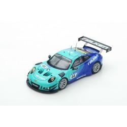SPARK SG407 PORSCHE 911 GT3 R N°44 9ème 24H Nürburgring 2018 Bachler-Müller-Ragginger-Werner