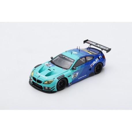 SPARK SG411 BMW M6 GT3 N°33 24H Nürburgring 2018 Dumbreck-Dusseldorp-Imperatori-Klingman