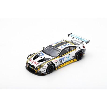 SPARK SG420 BMW M6 GT3 N°98 Rowe Racing 24H Nürburgring 2018