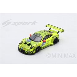SPARK SG421 PORSCHE 911 GT3 R N°911 24H Nürburgring 2018 Estre-Dumas-Vanthoor-Bamber