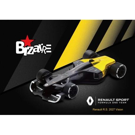 BIZARRE B1059 RENAULT RS 2027 VISION 1/43