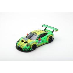 SPARK 18SG027 PORSCHE 911 GT3 R N°912 Manthey Racing Vainqueur 24H Nürburgring 2018