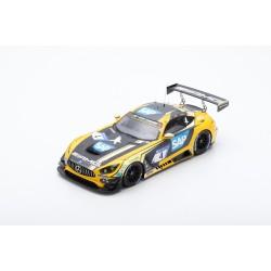 SPARK 18SG028 MERCEDES-AMG GT3 N°4 Mercedes-AMG Team Black Falcon 2ème 24H Nürburgring 2018