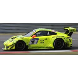 SPARK 18SG031 PORSCHE 911 GT3 R N°911 24H Nürburgring 2018 Estre - Dumas - Vanthoor - Bamber