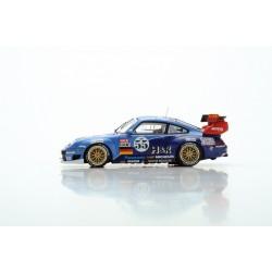 SPARK S5513 PORSCHE 911 GT2 Evo N°55 24 Heures Le Mans 1996- J.-P. Jarier- J. Pareja- D. Chappell