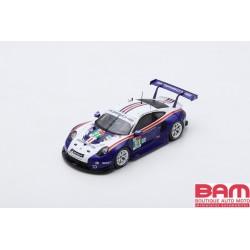 SPARK S7032 PORSCHE 911 RSR N°91 Porsche GT Team 2ème LMGTE Pro 24H Le Mans 2018 R. Lietz - G. Bruni - F. Makowiecki