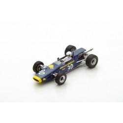 SPARK SF125 LOLA T100 N°30 GP de Pau F2 1968 Alex Soler-Roig (300ex)