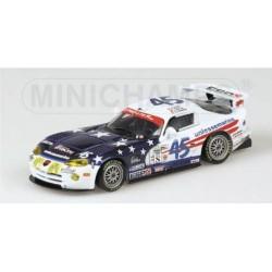 MINICHAMPS 400021445 CHRYSLER VIPER GTS-R 24H DAYTONA 2002 1.43