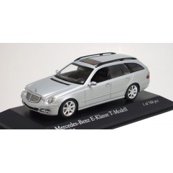MINICHAMPS 400036010 MERCEDES CLASSE E BREAK 2006 SILVER 1.43