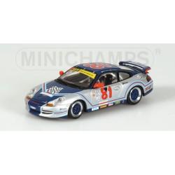 MINICHAMPS 400036981 PORSCHE 911 GT3 CUP DAYTONA 250 2003 TEAM G&W 1.43