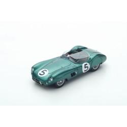 SPARK 43LM59 ASTON MARTIN DBR1 N°5 Vainqueur 24H Le Mans 1959 - R. Salvadori - C. Shelby